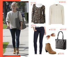 Look for Less: Julianne Hough