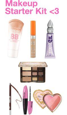 Build Your Own Makeup Starter Kit