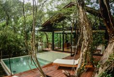 Kalundewa Retreat hotel in The Cultural Triangle, Sri Lanka // #SriLankaTravel
