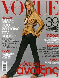 74 Best Gisele Bundchen Vogue covers images  fa8340831e7