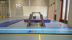 Spinnenweb #kleuter #peuter #gymles #kiddosport
