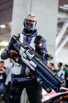 Soldier76 cosplay