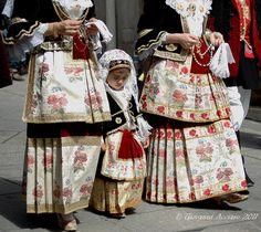 Sardegna Festa di Sant'Efisio