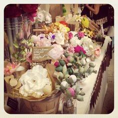 Paper flower @Ji Kim