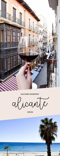 Alicante Wine on Calle San Francisco, Visit Alicante, Travel Spain #travelspain #spain #spaintourism