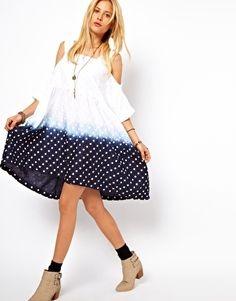 Градиент на платьице / Платья Diy / Модный сайт о стильной переделке одежды и интерьера