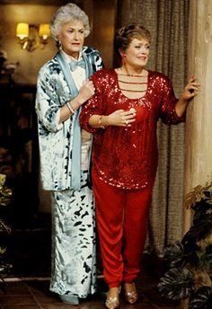 Golden girls on pinterest the golden girls golden girls for Why did bea arthur hate betty white