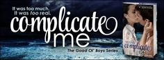 Renee Entress's Blog: [Blog Tour & Review] Complicate Me by M. Robinson