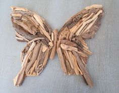 Driftwood Butterfly Made to Order by MermaidsMasterpiece on Etsy Www.etsy.com/shop/mermaidsmasterpiece