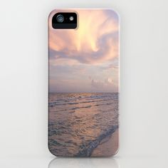 Sunset on Sanibel iPhone Case by Rosie Brown - $35.00