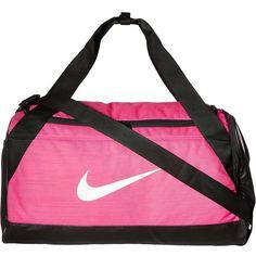 b4019afe918e Nike Brasilia Small Duffel Bag (True Berry Black White) Duffel Bags ...