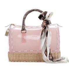 7b2f40d4be2  Furla   Candy Pic Nic  sac  bag  handbag  purse Sac Vintage