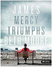 James: Mercy Triumphs ~ Beth Moore one of the best and most difficult bible studies I have ever done!  Challenging/yet rewarding!