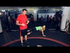 UA Performance Training Tip - Pushup Shoulder Tap