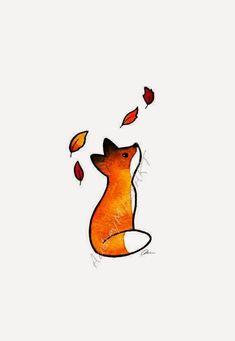 Belagoria | la web de los tatuajes : 50 Tatuajes de zorros y su simbolismo
