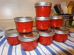 Roasted Red Pepper Spread | Red Pepper Spread Recipe - Ball® Recipes