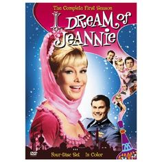 I Dream of Jeannie.. Funny classic TV show!