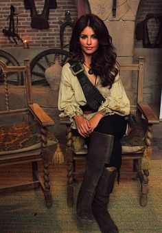 Penélope Cruz as Angelica inPirates of the Caribbean: On Stranger Tides - 2011