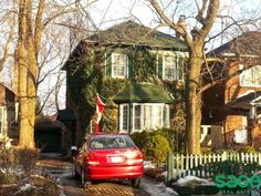 History: Leaside is named after John Lea, a pioneer who emigrated from Philadelphia in and first settled in this area. His son, William, built a house that had eight sides, and named it Lea-side. The Town of Leaside was incorporated by the CNR in … Building A House, Toronto, The Neighbourhood, Real Estate, Explore, House Styles, Home, The Neighborhood, Real Estates