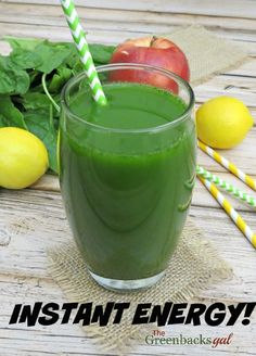 Making a cleansing green juice recipe in your blender at home is an excellent way to provide your body with nutrient-dense antioxidant-packed foods.
