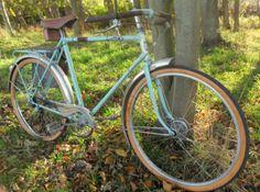 Vintage French 1950s Dilecta Porteur / Randonneur bicycle. 650b, cyclo, reynolds | eBay