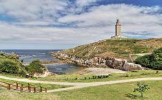 HISPANIA ROMANA Portus Magnus Artabrorum - Torre de Hércules, La Coruña, Galicia