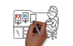 Cartoon Style 2 - OnTrackTV from Truline  We produced this Whiteboard Animation Video for Truline to attract referral partners for OntrackTV their online training service.