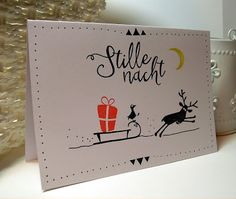 Scrapcolour: Stille nacht... Apple Tree, Xmas Cards, Origami, Card Ideas, Scrap, Trees, Inspiration, Cats, Winter