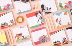 Disney Vintage Poster memo pad memoletter writing
