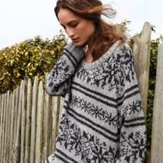 Plumo AW12 - might attempt a similar home knit