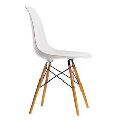 Eames Plastic Side Chair DSW white - 343 EUR