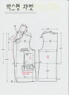 Frock Patterns, Dress Making Patterns, Easy Sewing Patterns, Coat Patterns, Clothing Patterns, Blazer Pattern, Collar Pattern, Jacket Pattern, Sewing Sleeves