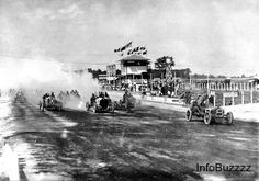 On this day in 1909, the first race is held at the Indianapolis Motor Speedway, now the home of the world's most famous motor racing competition, the Indianapolis 500. Built on 328 acres of farmlan...