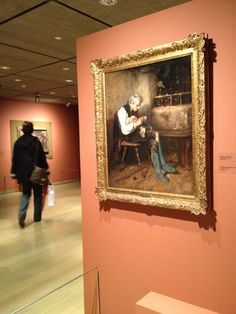 The great painter Foundation, December, Friends, Frame, Painting, Home Decor, Art, Amigos, Picture Frame