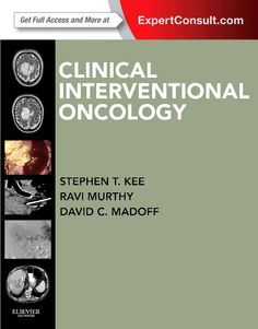 """Coming 11/1: Loosely structured around the concept of a """"tumor board,"""" this groundbreaking oncology reference delivers a comprehensive arsenal of information on the techniques and treatment protocols surrounding chemoembolizations, tumor ablations, minimally invasive tumor biopsies, and other interventional oncologic procedures. #oncology"""