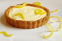 Lemon Cream Tartlette