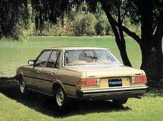 Mazda 626 Sedan (1978 – 1981).