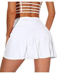 Tennis Skirts, Sports Skirts, Hipster Skirt, Sport Outfits, Cute Outfits, Athletic Skirts, Athletic Women, High Waisted Shorts, Diy Clothes