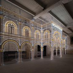 MOCO'14, notable in June: a Venice Biennale light installation by architect Rem Koolhaas