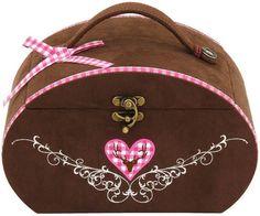 FRIEDRICH23 Schmuckkoffer, »Bavaria, 23327-9« für 69,95€. Schmuckkoffer ideal zur Aufbewahrung oder für unterwegs bei OTTO