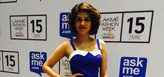 Shradda Das @ Lakme Fashion Week