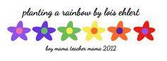 Boy Mama Teacher Mama | Planting a Rainbow