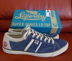 MENS SHOES SUPERDRY LO-TOP TOKYO JAPAN NO.10 SIZE 11 SUEDE SNEAKERS  #Superdry #AthleticSneakers