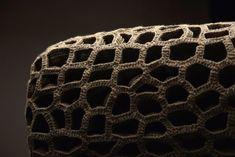Creative Furniture Made of Yarn and Thread  in home furnishings