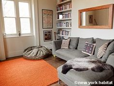 Located in a wonderful converted old Vicarage dating back to 1865 http://www.nyhabitat.com/london-apartment/vacation/960