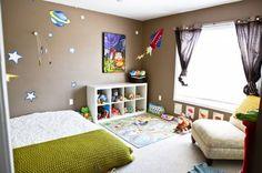 Amenajarea camerei copilului dupa principiile Montessori - Joujou