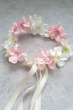 Magnifique Headband Bandeau de Mariage ou de cérémonie Fascinator : Accessoires coiffure par ysabell