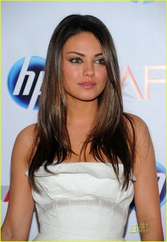 I'd like shiny hair like Mila Kunis, please?
