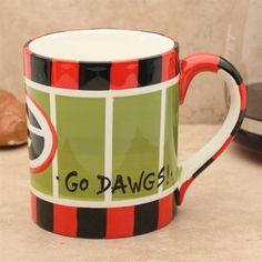 Georgia Bulldogs 24oz. Stadium Mug