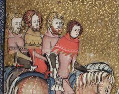 "MS Bodl. 264, fol. 79r [""Romance of Alexander"" - 1338-44]"